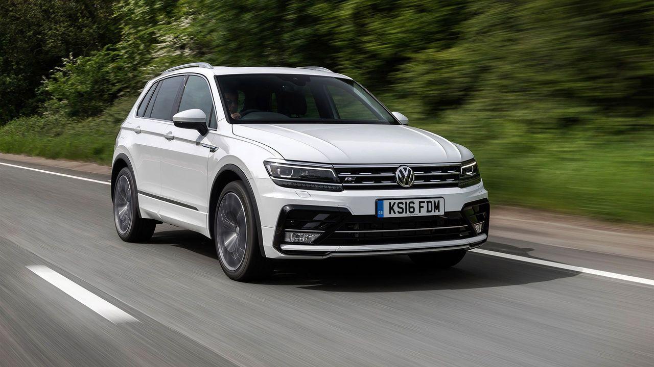 Volkswagen Tiguan SUV (2016 - ) MK2 review | Auto Trader UK