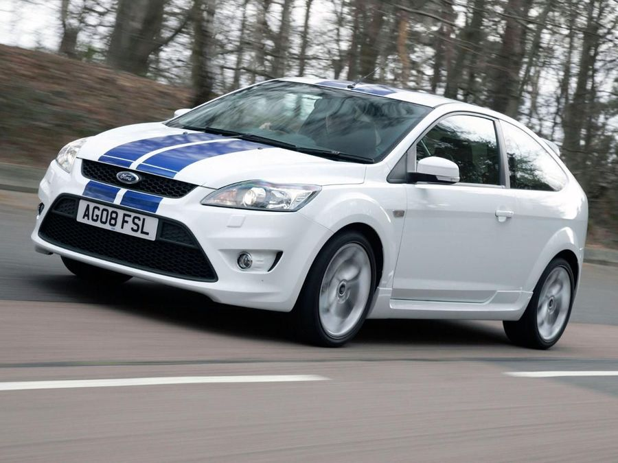 ford focus hatchback 2007 2011 review auto trader uk. Black Bedroom Furniture Sets. Home Design Ideas