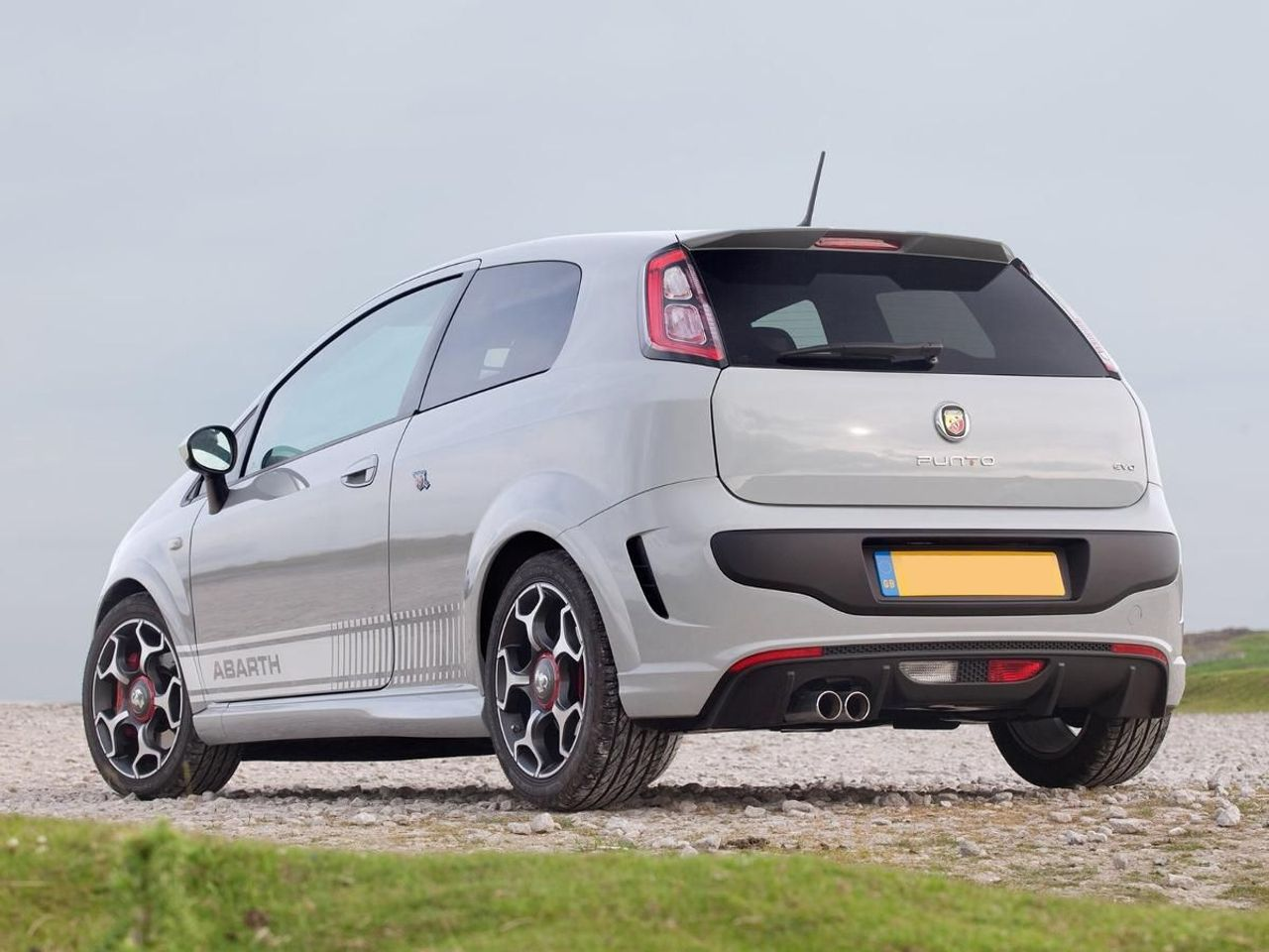 Abarth Punto Evo hatchback