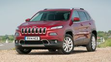 2014 Jeep Cherokee nose