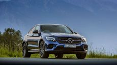 2016 Mercedes GLC 250d Coupe header