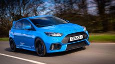 2016 Ford Focus RS ride