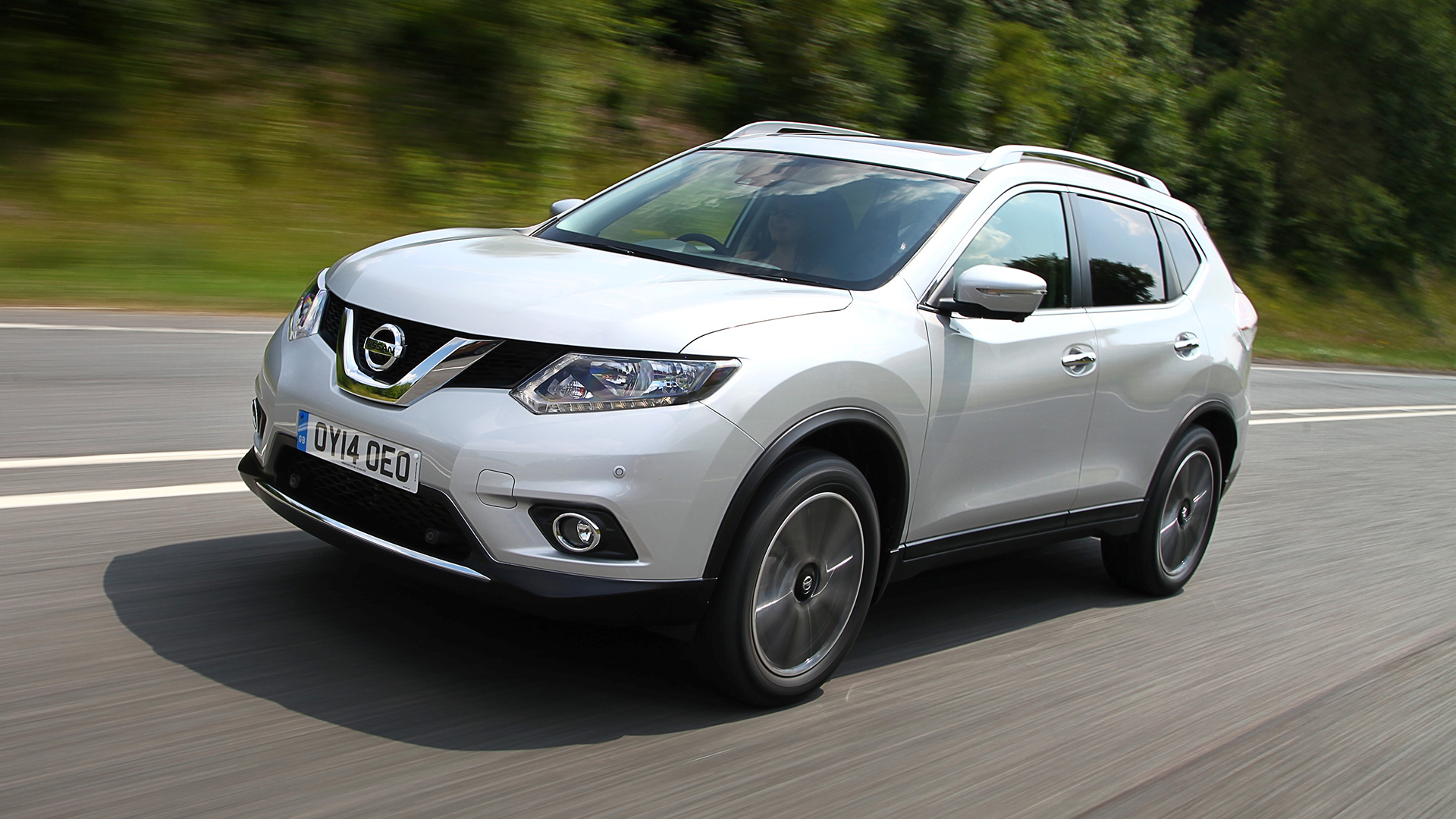 find used nissan x trail cars for sale on auto trader uk. Black Bedroom Furniture Sets. Home Design Ideas