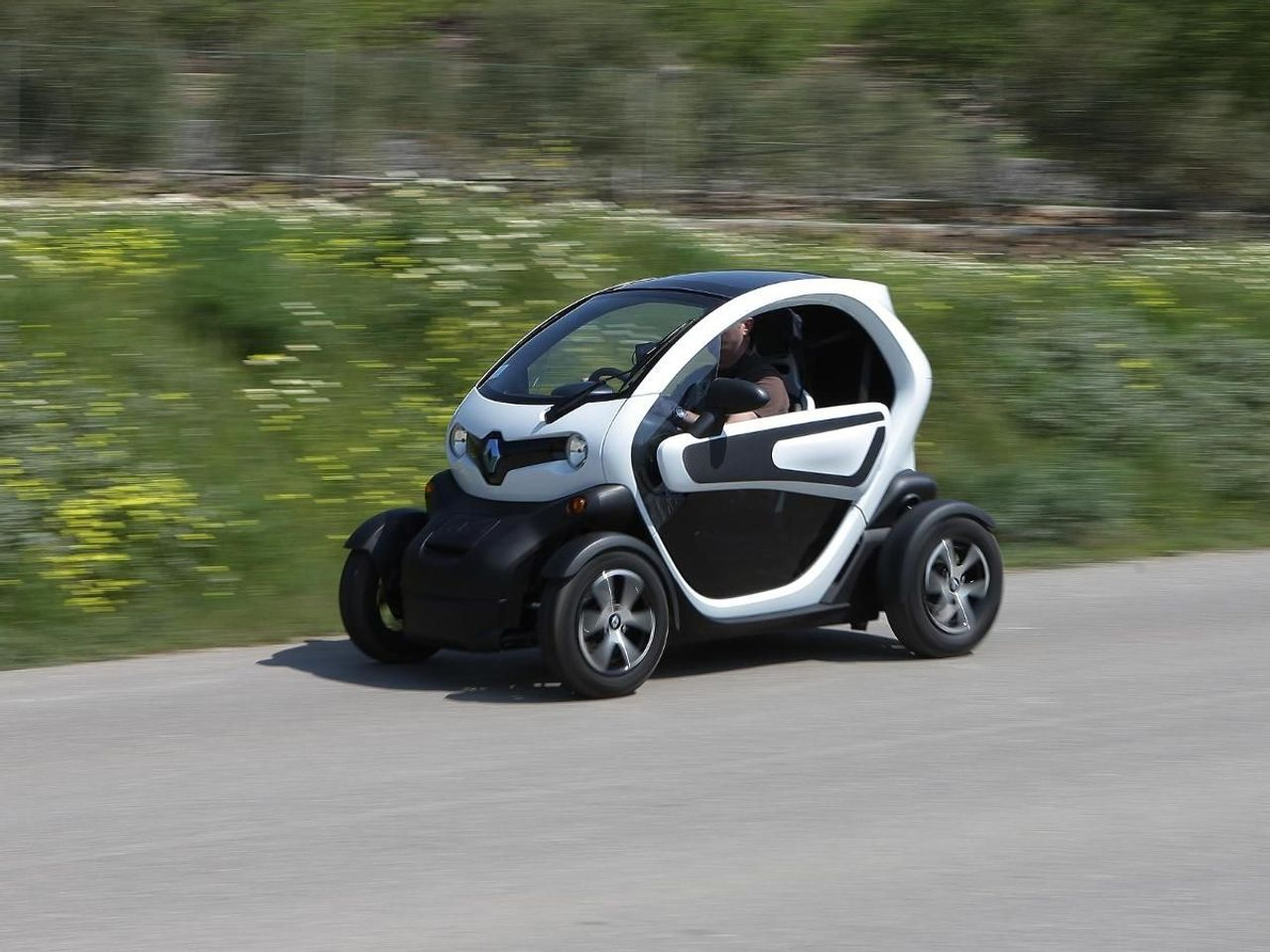 Renault Twizy coupe