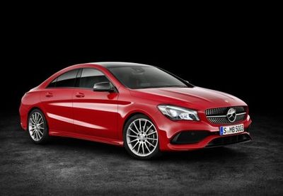 Mercedes Benz Cla >> Mercedes-Benz - New Mercedes-Benz cars for sale | Auto ...