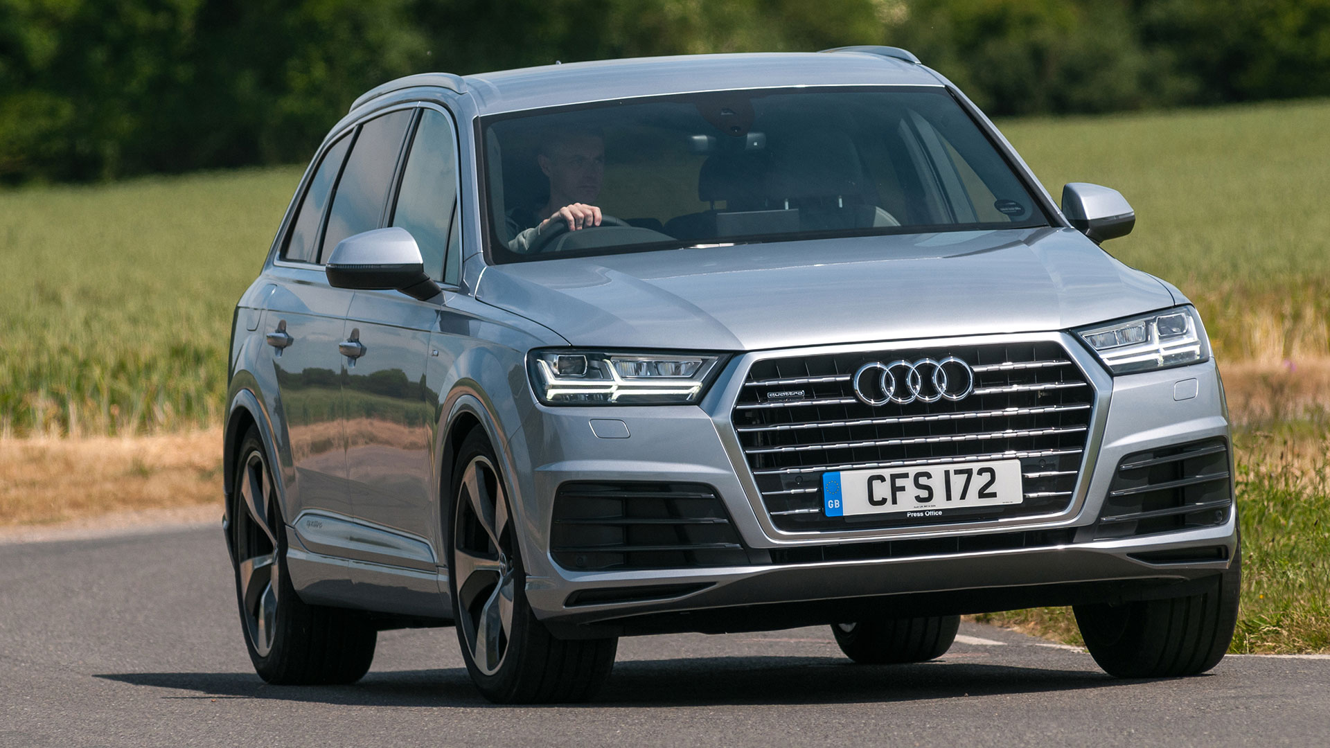 Find Used Audi Q7 Cars For Sale On Auto Trader Uk