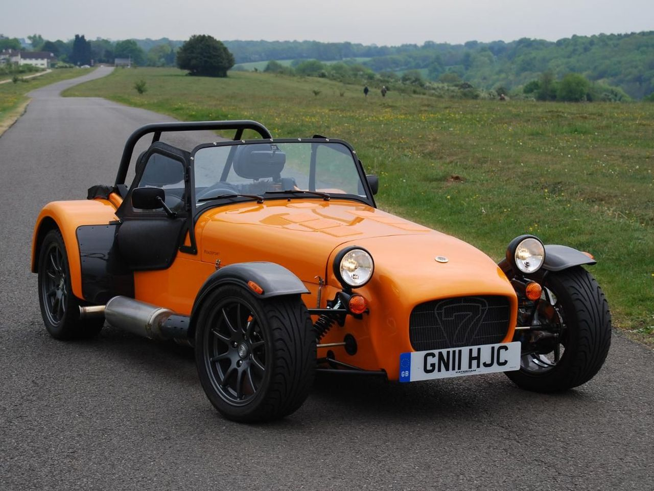 Caterham Roadsport convertible