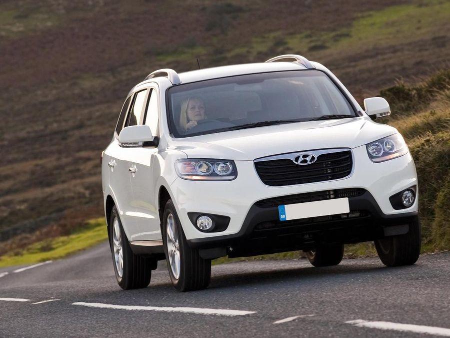 Hyundai Santa Fe 4x4