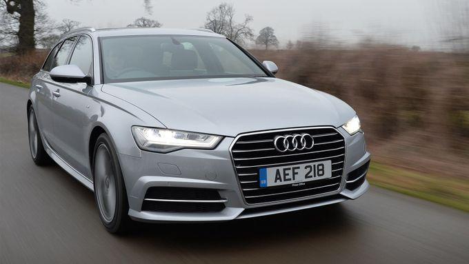 Audi A6 Avant refinement