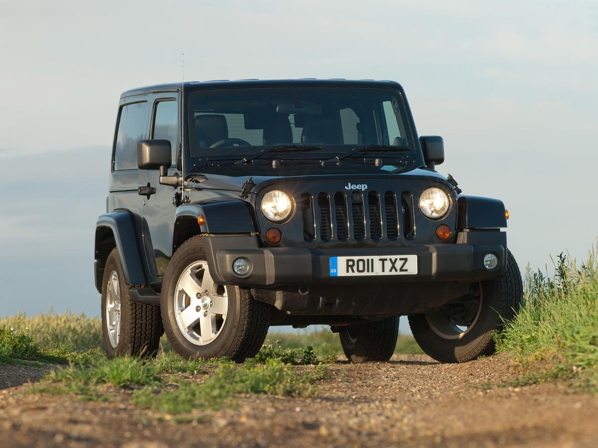 used jeep wrangler cars for  on auto trader uk