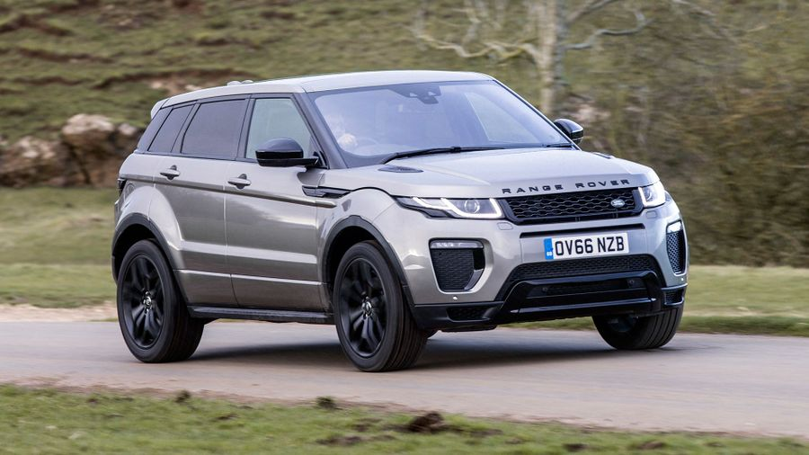 new land rover range rover evoque suv review deals auto trader uk. Black Bedroom Furniture Sets. Home Design Ideas