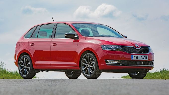 new skoda rapid spaceback review deals auto trader uk. Black Bedroom Furniture Sets. Home Design Ideas