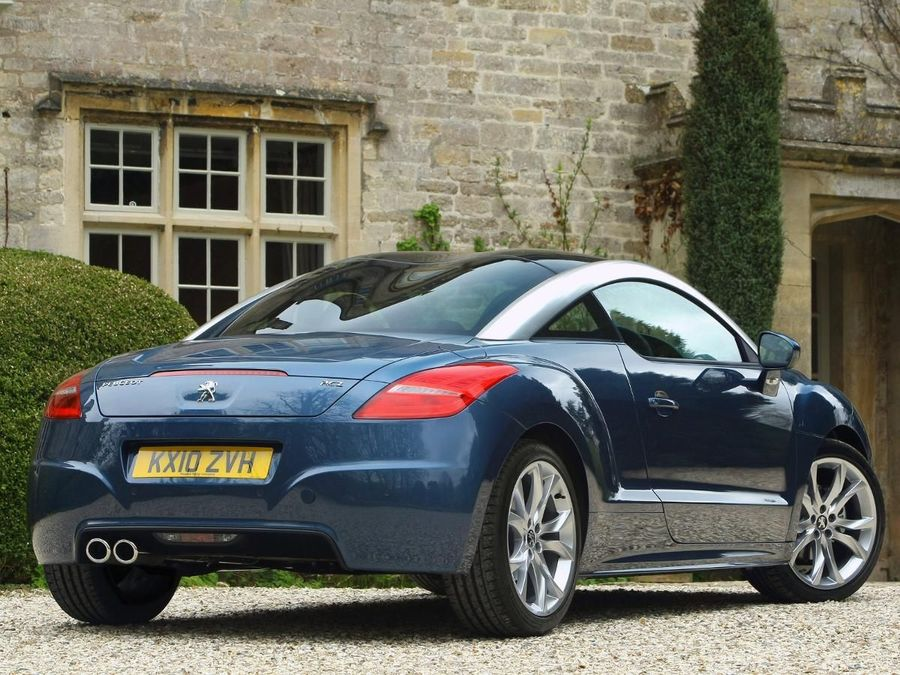 peugeot rcz coupe 2010 2012 review auto trader uk. Black Bedroom Furniture Sets. Home Design Ideas