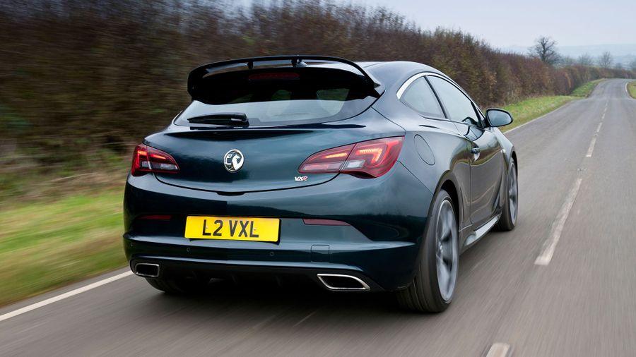 Vauxhall Astra GTC