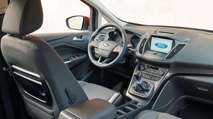 new ford grand c max review deals auto trader uk. Black Bedroom Furniture Sets. Home Design Ideas