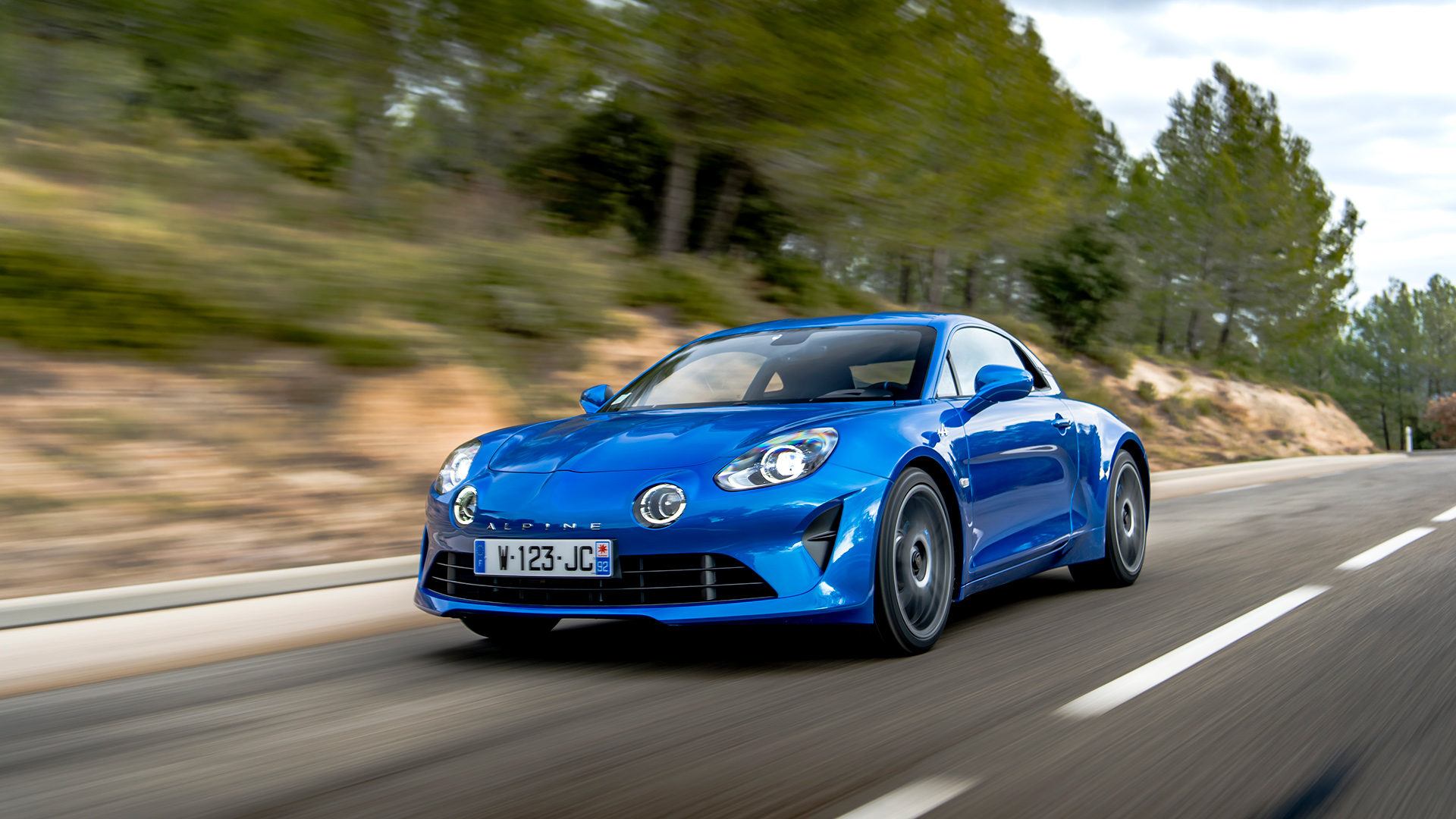 Best Sports Cars · Alpine A110 Coupe (2018   ) Review