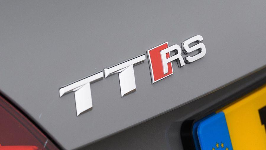 Audi TT RS Roadster 2016