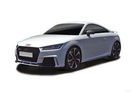 Audi TT RS Coupe 2016 on