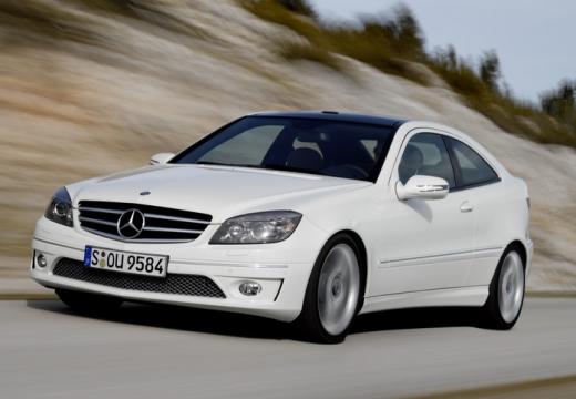 Used mercedes benz clc class cars for sale on auto trader uk for Used mercedes benz cars for sale