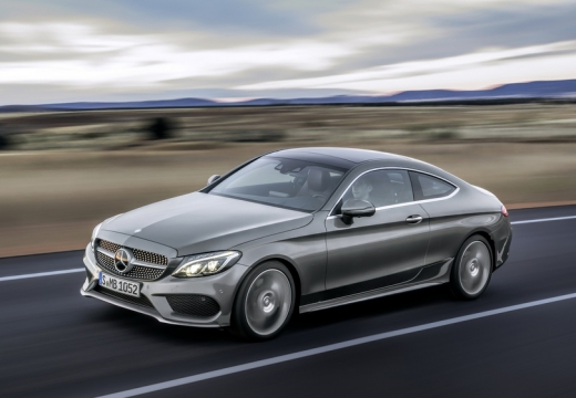 New MercedesBenz C Class Coupe Review  Deals  Auto Trader UK