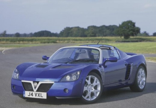 Beautiful Used Vauxhall VX220