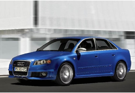 Used Audi Rs4 Saloon