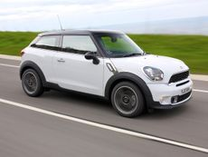 Mini Paceman coupe