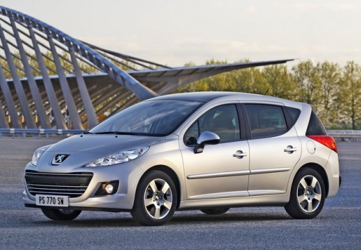 used peugeot 207 sw cars for sale on auto trader uk. Black Bedroom Furniture Sets. Home Design Ideas