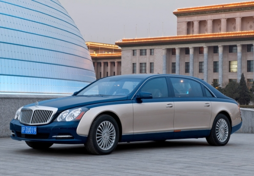 New & used Maybach 57 cars for sale | Auto Trader