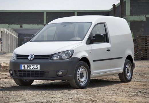 Used Volkswagen Caddy Life