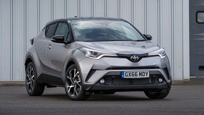 2016 Toyota CH-R