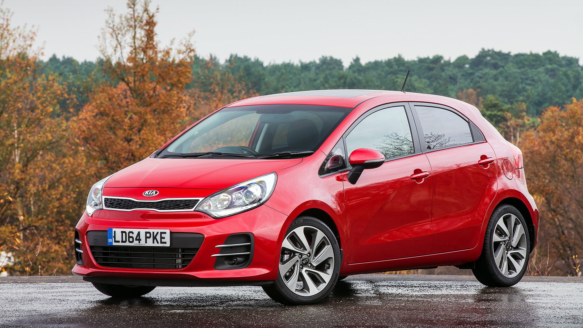 used kia rio cars for sale on auto trader uk. Black Bedroom Furniture Sets. Home Design Ideas