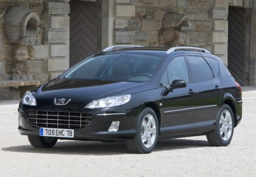 Used Peugeot 407 SW