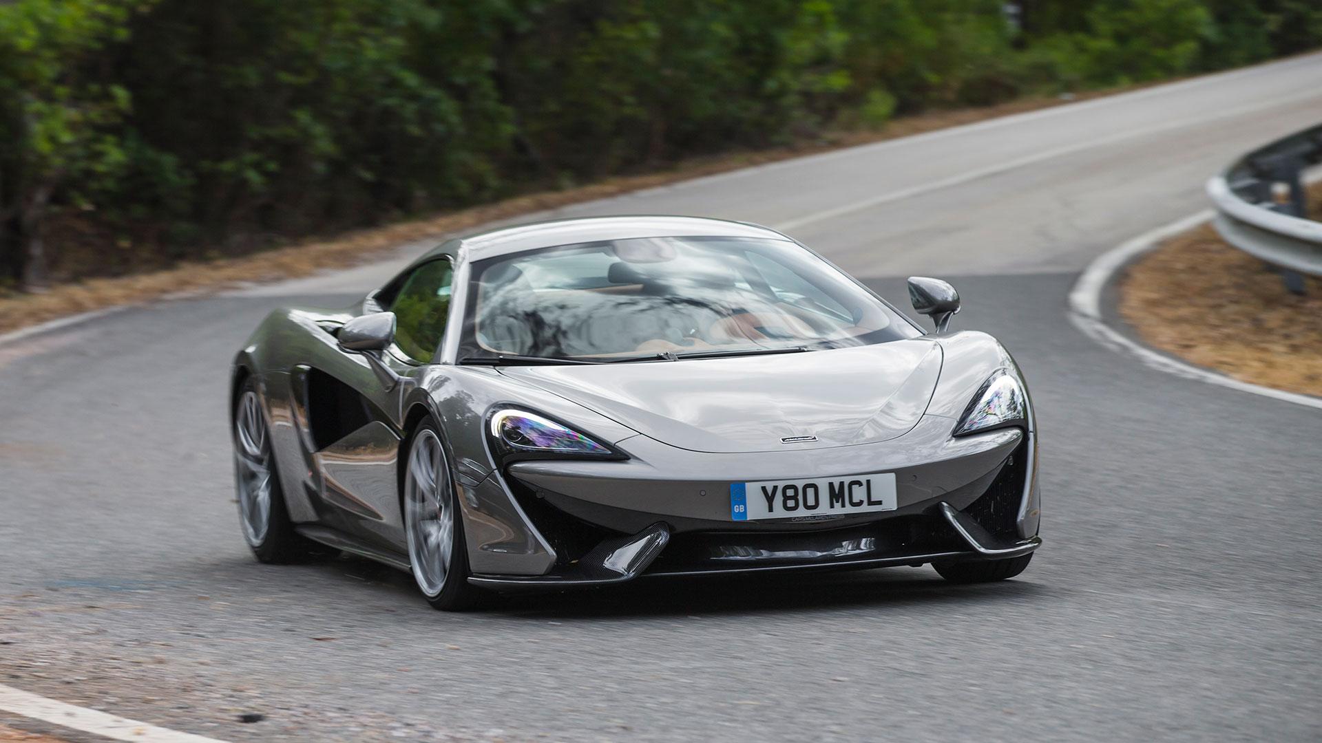 Mclaren New Mclaren Cars For Sale Auto Trader Uk