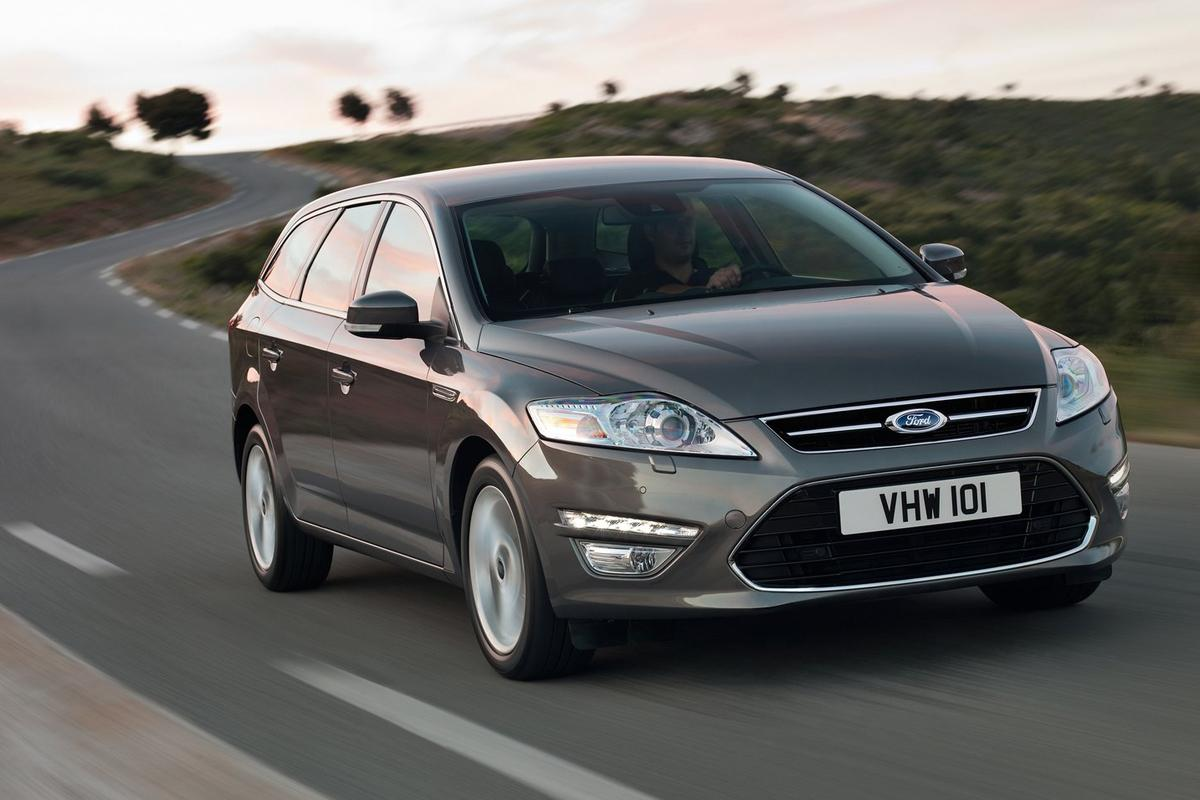 Ford Mondeo Estate & Ford Mondeo Estate (2010 - ) review | Auto Trader UK markmcfarlin.com