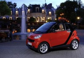 Smart fortwo Convertible 2007‑2011