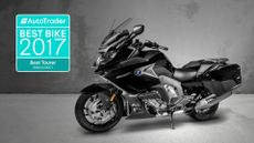 BMW K1600GT Tourer (2017 - ) review