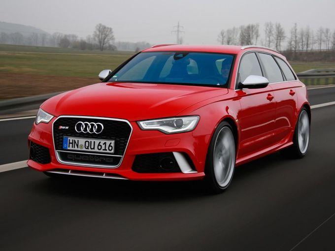 Audi RS6 Estate