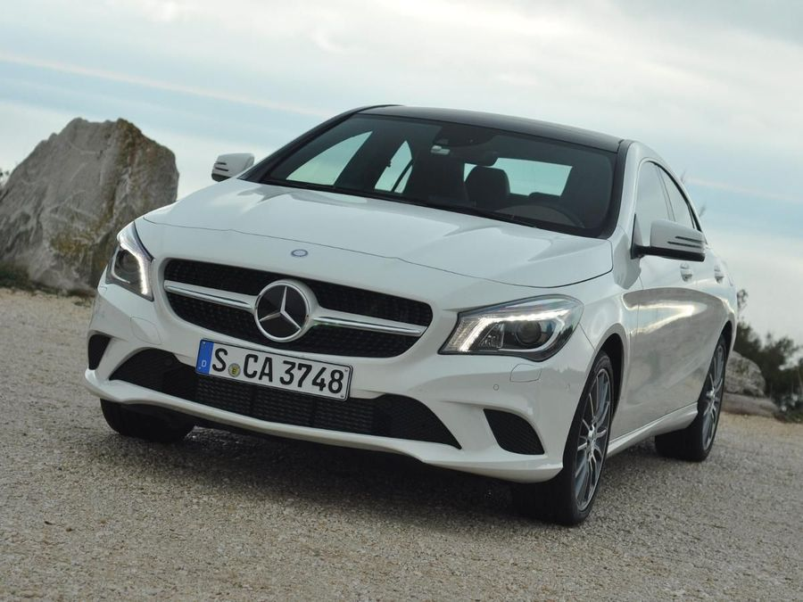 Mercedes-Benz CLA Class Coupe (2013 - ) review | Auto Trader UK
