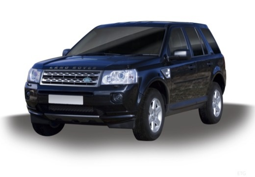 Used Land Rover Freelander 2