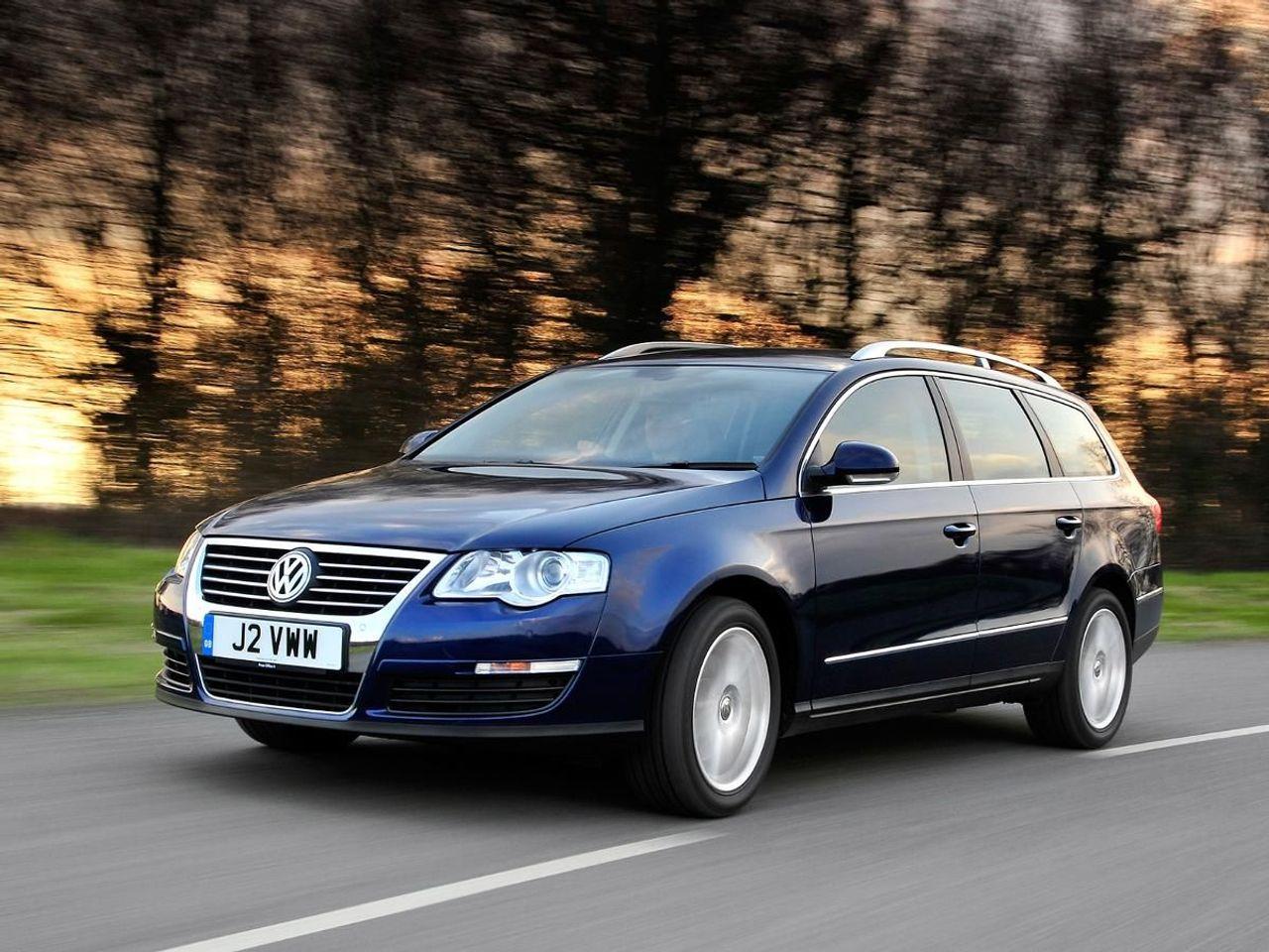 Volkswagen Passat Estate (2005 - 2011) review | Auto Trader UK
