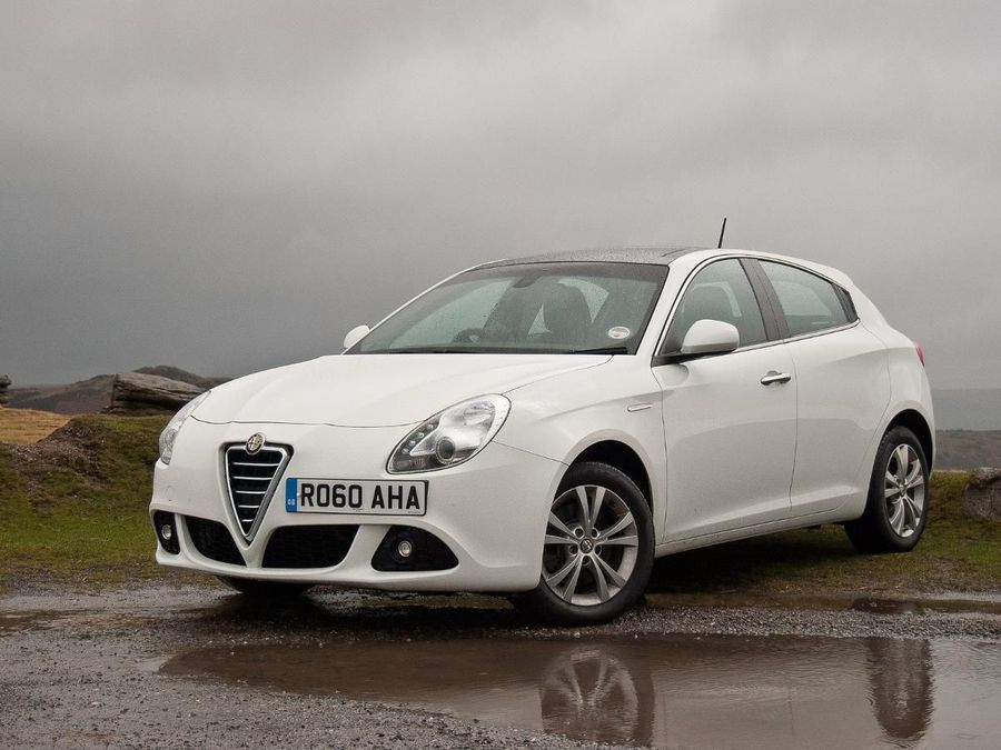 Alfa Romeo Giulietta Safety Car