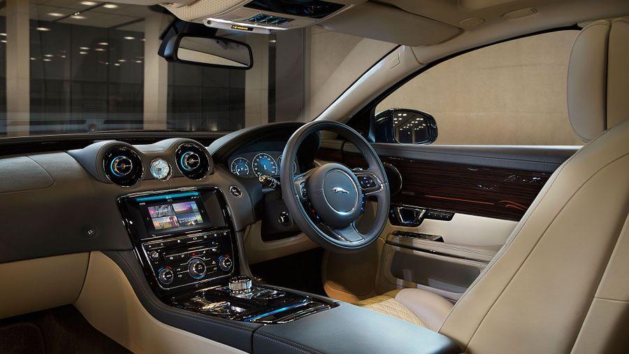 2016 Jaguar XJ SWB 3.0d Portfolio
