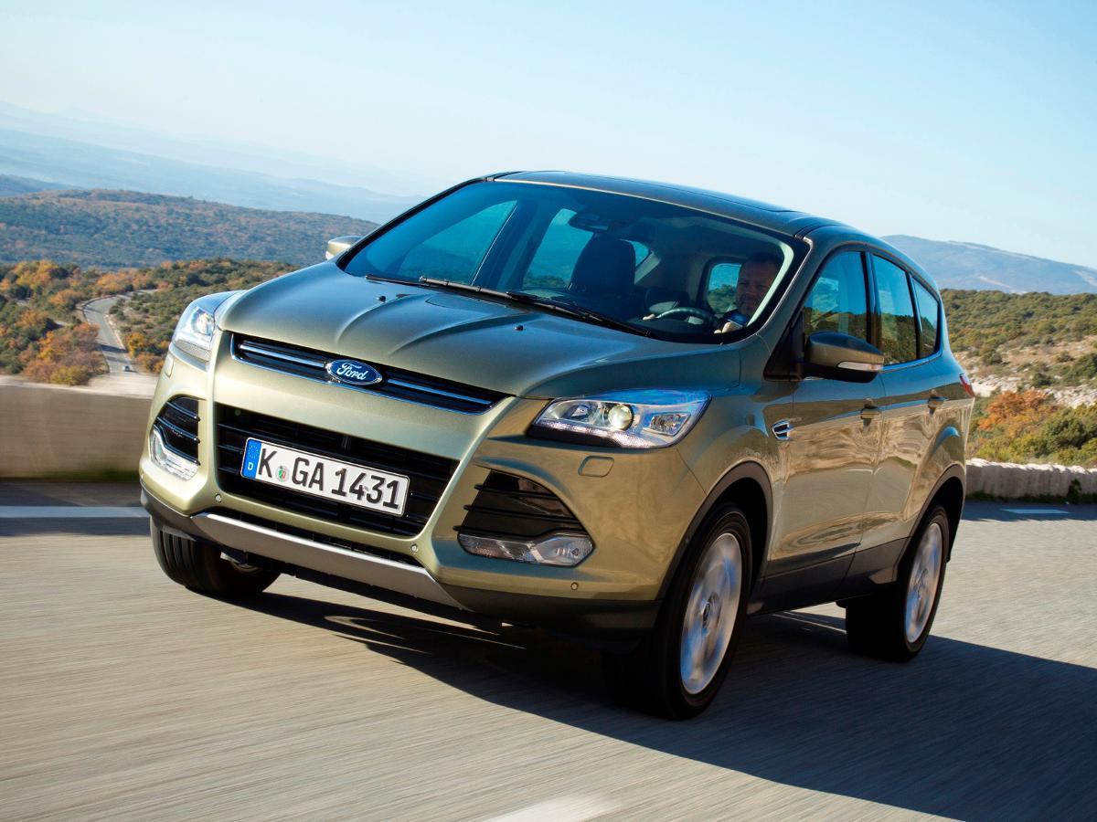 Ford Kuga SUV & Ford Kuga SUV (2012 - ) review   Auto Trader UK markmcfarlin.com
