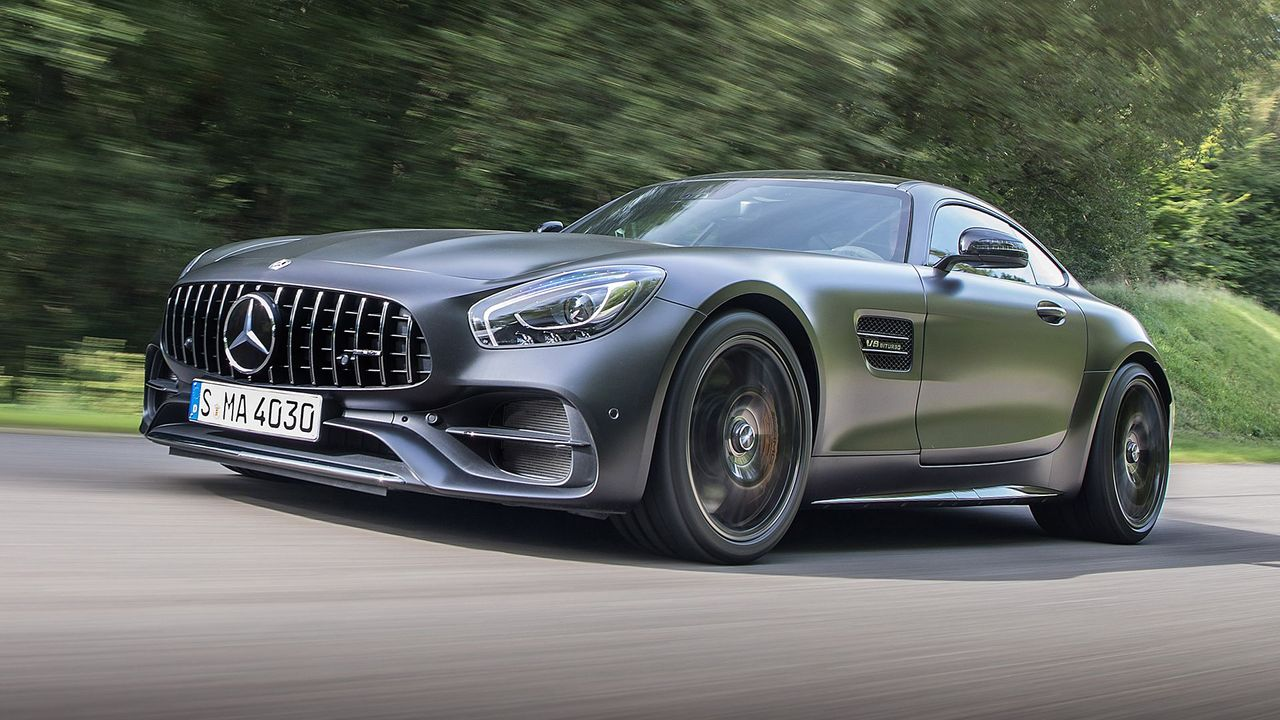 Mercedes-Benz AMG GT Coupe (2014 - ) Review