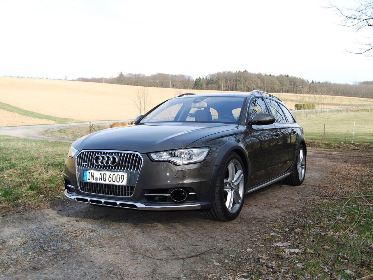 Audi A6 allroad estate