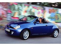 Ford Streetka Convertible 2003 2006