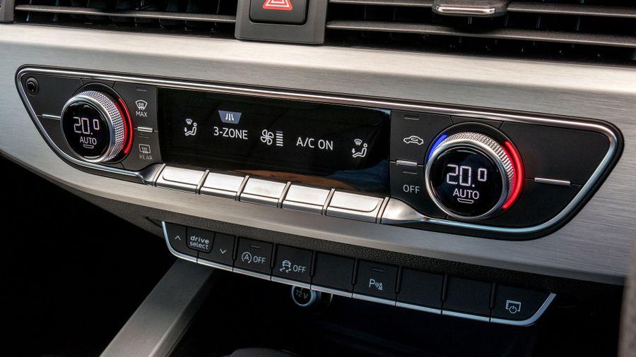 2015 Audi A4 equipment