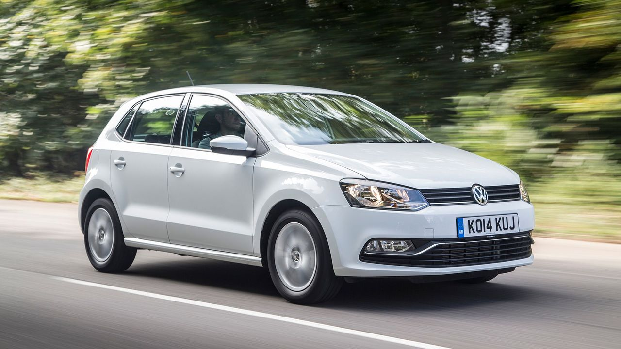 volkswagen polo hatchback 2013 review auto trader uk. Black Bedroom Furniture Sets. Home Design Ideas
