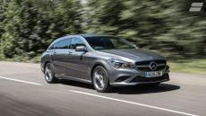 Mercedes CLA Shooting Brake performance